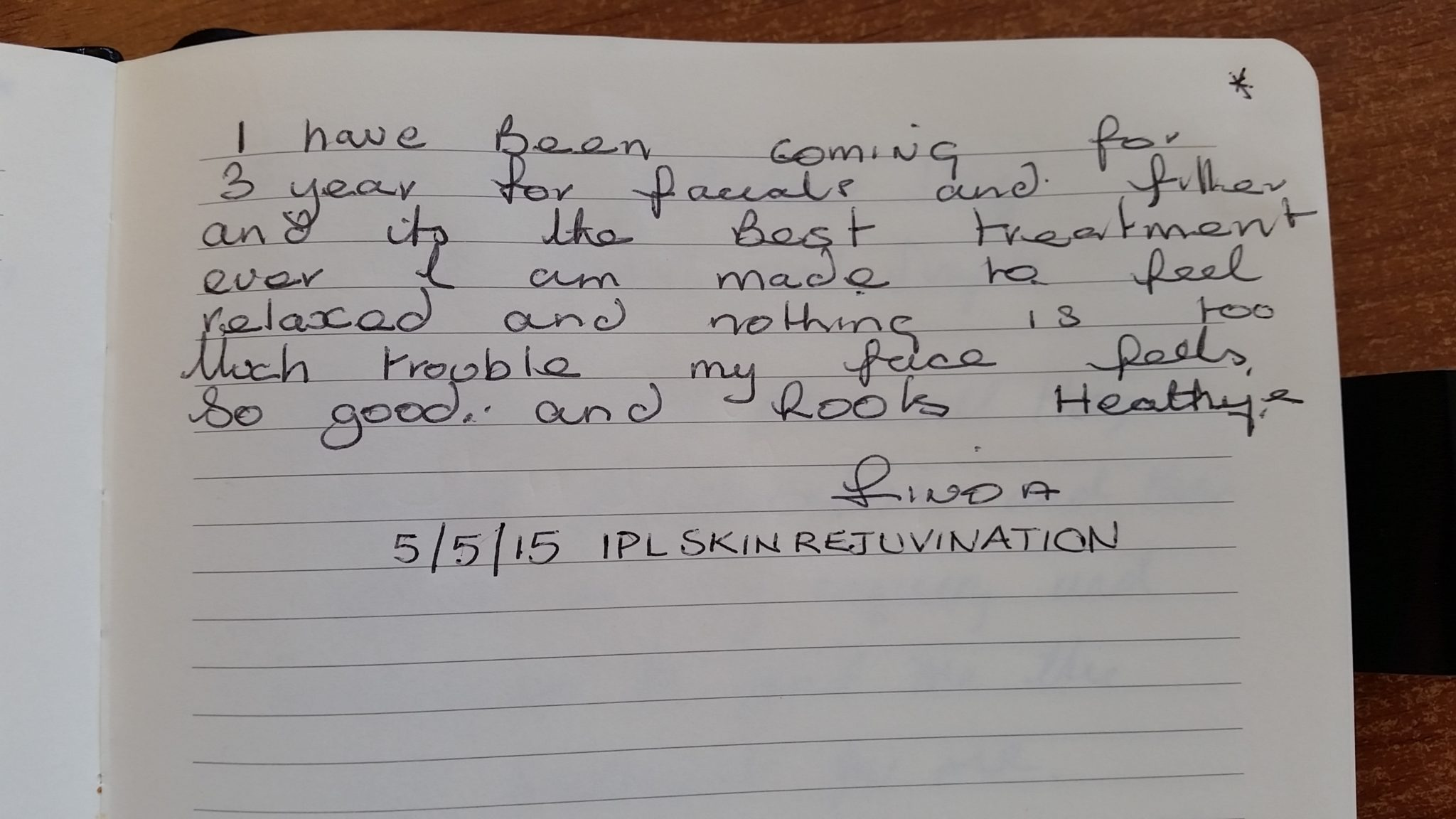 Skin Photo Rejuvenation Review Smooth and Simple